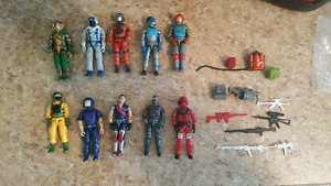 Looking for Vintage Action Figures GI Joe HeMan Thundercats
