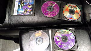 Sega Saturn with games and 3D Controller MISSISSAUGA Cambridge Kitchener Area image 2