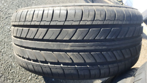235 45 ZR17 four tires for sale