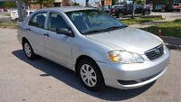 2007 Toyota Corolla/ AUTOMATIC/ ONLY 166,000 KMs