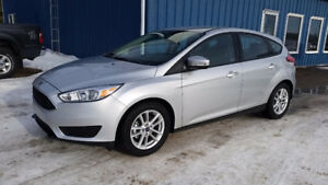 """REDUCED"" P.S.T. Paid 2017 Ford Focus SE 5dr. Hatchback """