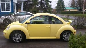 New beetle gls tdi (diesel)