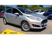 2013 Ford Fiesta 1.0 EcoBoost 125 Titanium X 5d Manual Petrol Hatchback