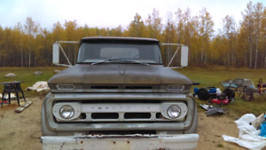 Looking for 1963 Chevrolet c50 parts