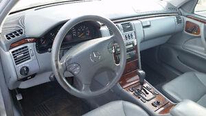SPÉCIAL 3495.00    2000 Mercedes-Benz E-Class E320 3.2L West Island Greater Montréal image 7