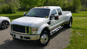 FORD F450 2008 KING RANCH