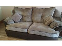 Urgent Sale Sofa Suite £150 only