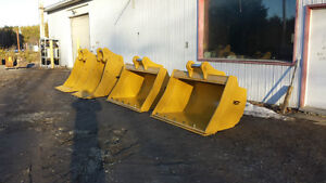 WGT Heavy Equipment Attachments