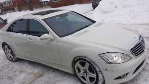 12500$ 2007 MERCEDES S550 4MATIC AMG MAGS
