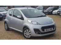 Peugeot 107 1.0 12v ( 68bhp ) 2012 Active - PX - SWAP - NATIONWIDE DELIVERY