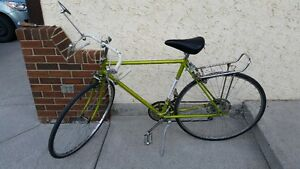 """Antique10 Speed Super Cycle 21""""Frame made in Japan"""
