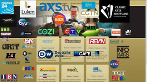 How to get free legal Satellite TV channels!