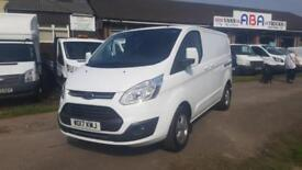 Ford Transit Custom 290 Limited Lr Pv DIESEL MANUAL 2017/17