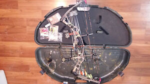 Hoyt 500xt vectrix