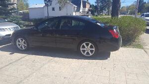 2005 Nissan Maxima Black Sedan