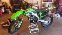 2009 KX250F Fully Rebuilt. $3300 Firm. No Trades