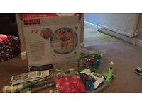 Fisher price jumperoo brand new