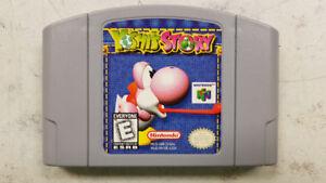 Yoshi's Story N64 Game