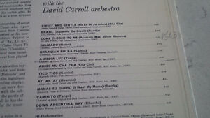 LP Dick Contino with David Carroll Orchestra, S.American Holiday Kitchener / Waterloo Kitchener Area image 2
