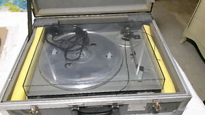 Techniques turntable