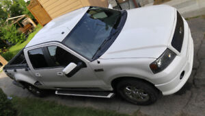 2008 Ford F-150 Camionnette flare side