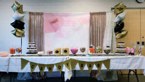 Beautiful Wedding/Party Events Decor Rentals (BEST PRICES)