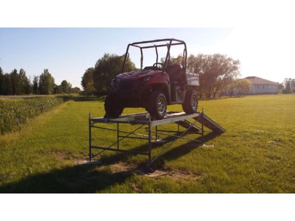 Used 2010 Polaris Ranger