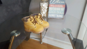 Size 1 baby work boots