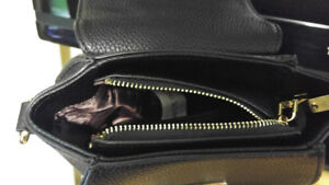 ladies black purse brand new and sold as you see it NEED GONE
