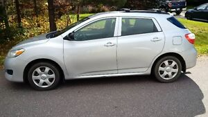 2009 Toyota Matrix hatchback Hatchback