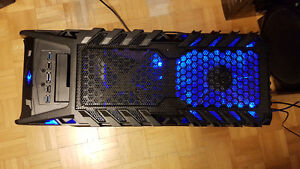 GAMER'S BEAST DESKTOP (TOP NOTCH) with i7 and GTX970