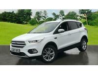 2017 Ford Kuga 1.5 TDCi Duratorq Titanium 2WD Automatic Diesel Estate