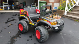 12 Volt. 4x4 Truck For Sale