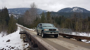 1997 Ford Expedition Truck