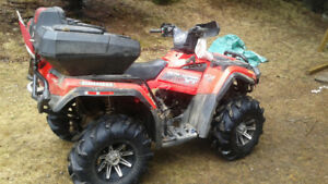 Parts Only - 2005 Bombardier Outlander XT 400