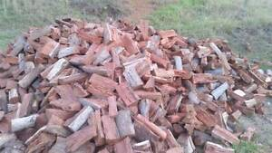 IRONBARK FIREWOOD 335KGS DELIVERED - PIZZA OVEN FIREPLACE SMOKER Brisbane City Brisbane North West Preview