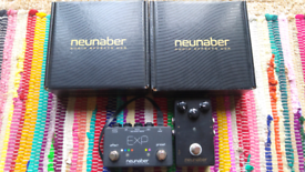 Neunaber wet/slate reverb with exp controller