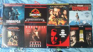 lot de 28 Laserdisc Laser disc + lecteur Pioneer CLD-D503 player