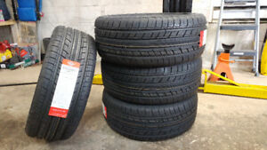 New 215/50R17 all season tires, $380 for 4
