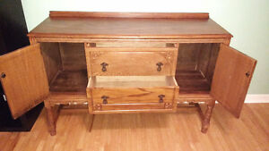 Wood Buffet For Sale