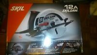 **BRAND NEW IN BOX** SKILSAW 12A 71/4 IN CIRCULAR SAW