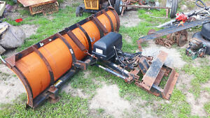 for sale snowplow made by sno way