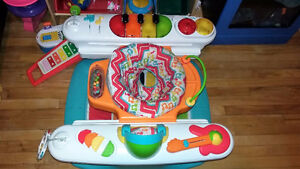 **Exerciseur FISHER PRICE** 60$ Pas chere