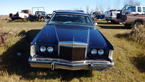 1979 Lincoln Mark V Collector's Series
