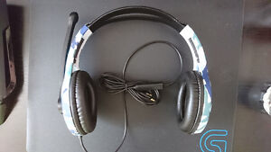 EDIFIER K800  GAMEING Headset Navy Camouflage
