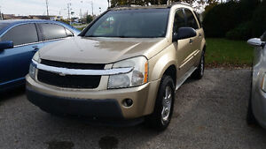 2005 Chevrolet Equinox CERTIFIED AND ETESTED