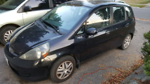 2008 HONDA FIT FOR SALE! DRIVES GOOD WITH NO ISSUES! AS IS!