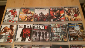 PS3 Games bundle (Includes GTA V) Edmonton Edmonton Area image 2