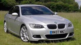 BMW 335d M Sport Coupe Auto