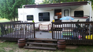 Fleetwood Prowler 25ft Travel Trailer limited edition